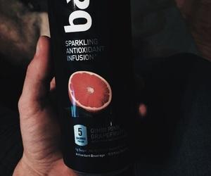 black, drinks, and bai image