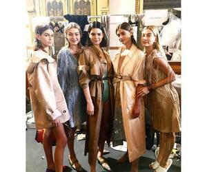 models, sisters hadid, and kendall jener image