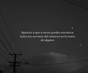 estrellas, frases, and light image