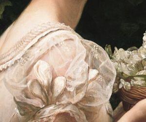 art, nice, and flowers image