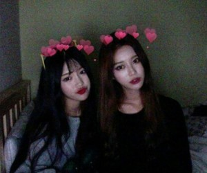 ulzzang, girl, and asia image