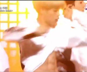 abs, behind the scene, and dance image