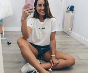 fashion, girl, and paula gonu image