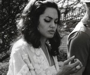 beauty, Angelina Jolie, and fashion image