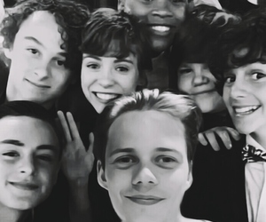 cast, film, and it image