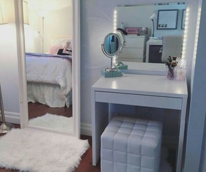 aesthetic, beauty, and bedroom image