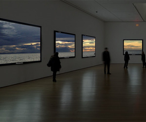 art, grunge, and sky image