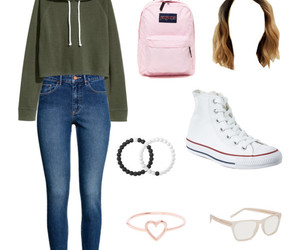clothing ideas, fashion, and simple image