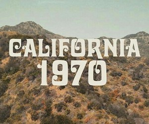 california, 1970s, and 70s image