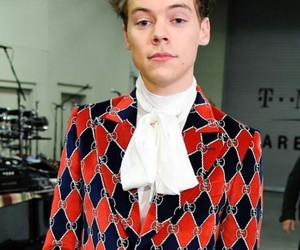 fashion, iheartradio, and Harry Styles image