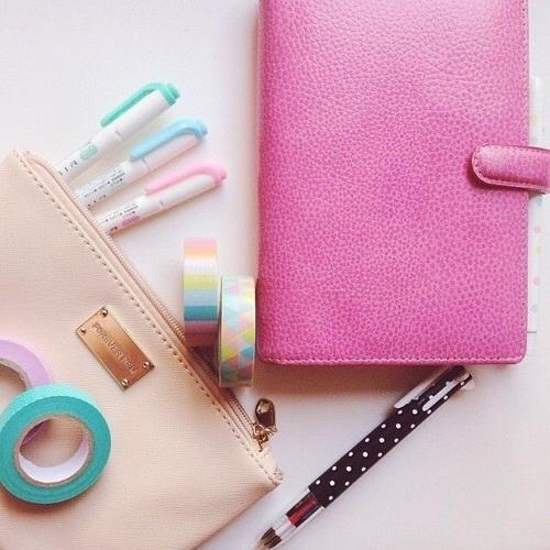 planner, school, and calendar image