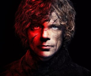 game of thrones, lannister, and tyrion image