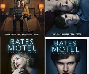 norman bates, season 3, and bates motel image