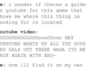 9gag, youtube, and relatable image