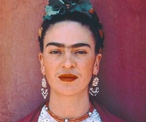 frida kahlo and Painter image