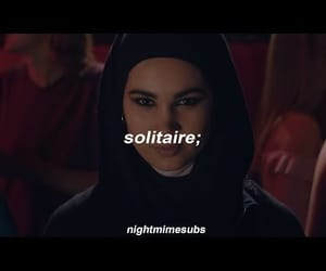 feels, solitaire, and soledad image