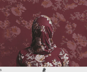 floral, red, and new politics image