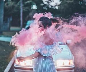 photography, smoke, and tumblr image