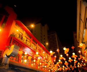city light, night, and nightlife image