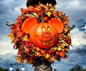 autumn, beauty, and disney image