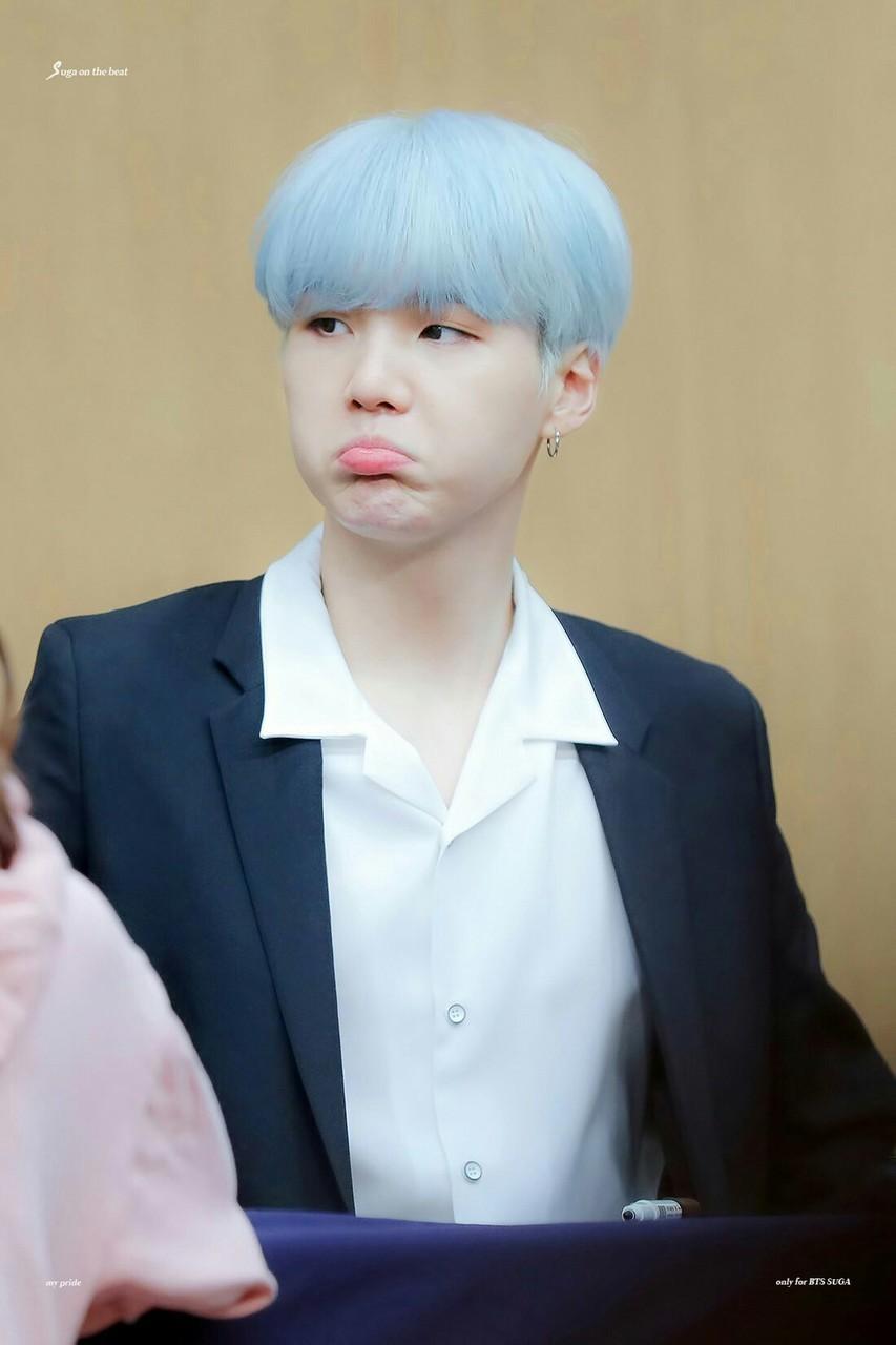 Blue K Pop And Korean Image