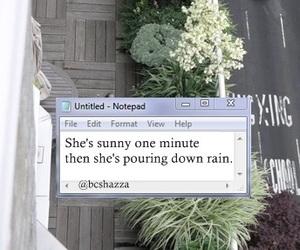 grunge, rain, and pale image