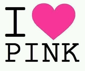 black, color, and pink heart image