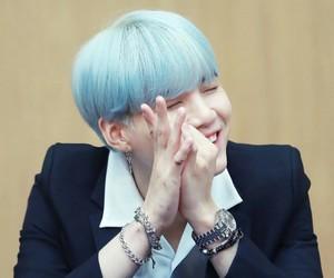 blue, handsome, and korean image