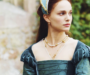 natalie portman, anne boleyn, and the other boleyn girl image