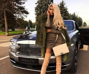 fashion, beauty, and car image