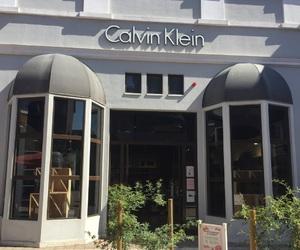 Calvin Klein, grey, and indie image