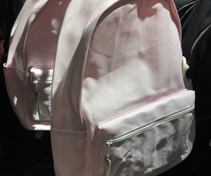 accesories, aesthetic, and backpack image