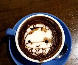 coffee, darkchocolate, and cow image