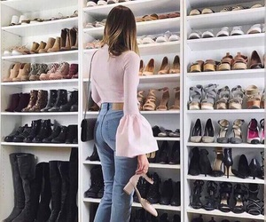 goals, girl, and heels image