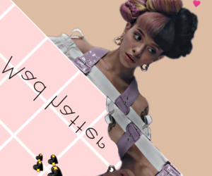 crybaby, wallpaper, and melaniemartinez image