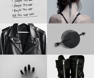 aesthetic, allison, and badass image