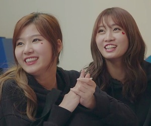 momo, twice, and sana image