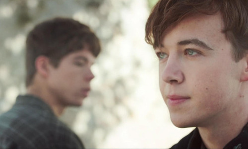 departure and alex lawther image