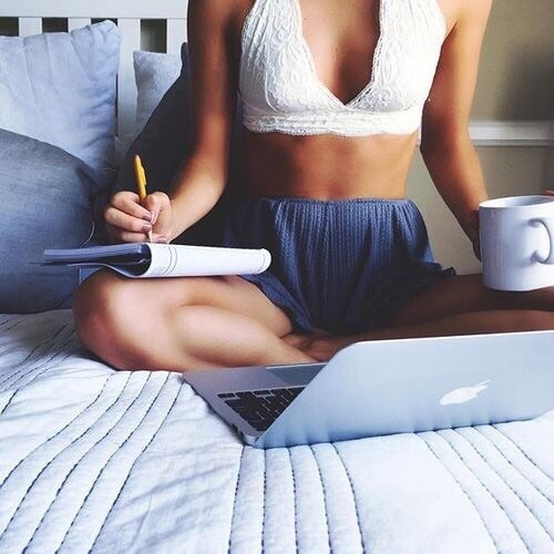 abs, coffee, and goals image