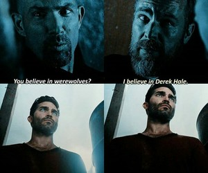 teen wolf, season 6, and derek hale image