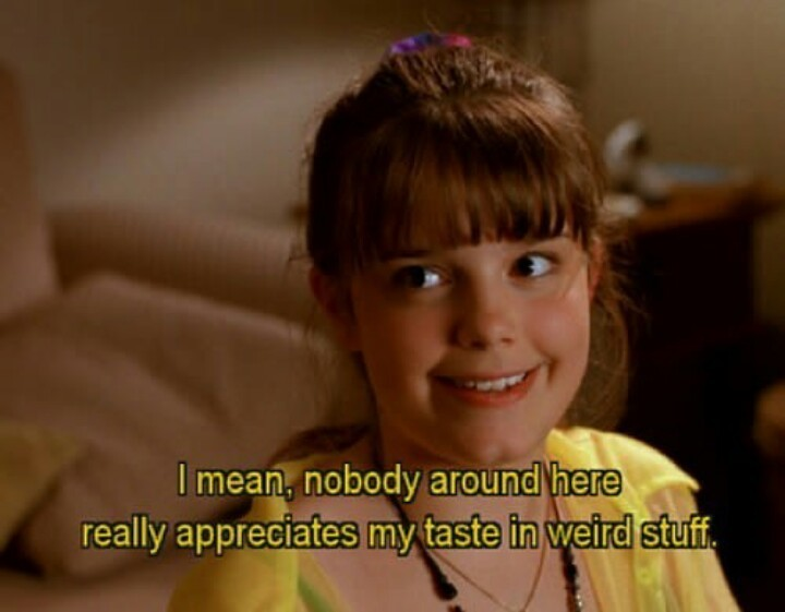 weird, quotes, and halloweentown image