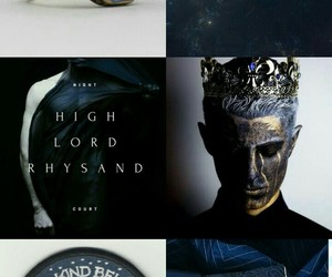 aesthetic, rhysand, and acomaf image