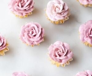 cupcake, pink, and girly image