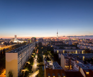 alexanderplatz, berlin, and buildings image