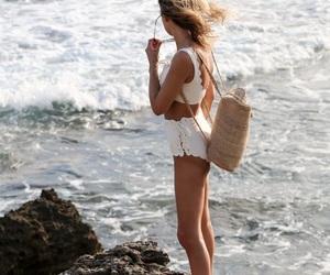 fashion, girl, and beautiful image