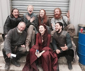 game of thrones and cast image