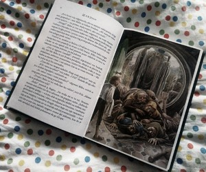 book, hobbit, and j.r.r. tolkien image