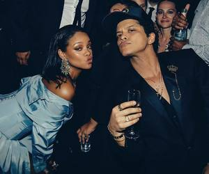 rihanna and bruno mars image