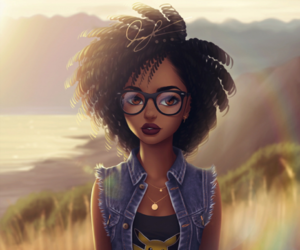 animation, blackpower, and inspiration image