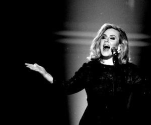 Adele, singer, and beautiful image
